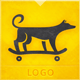 Skatedog Logo - GraphicRiver Item for Sale
