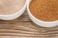 teff grain and flour - PhotoDune Item for Sale
