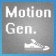 Motion Generation - AudioJungle Item for Sale