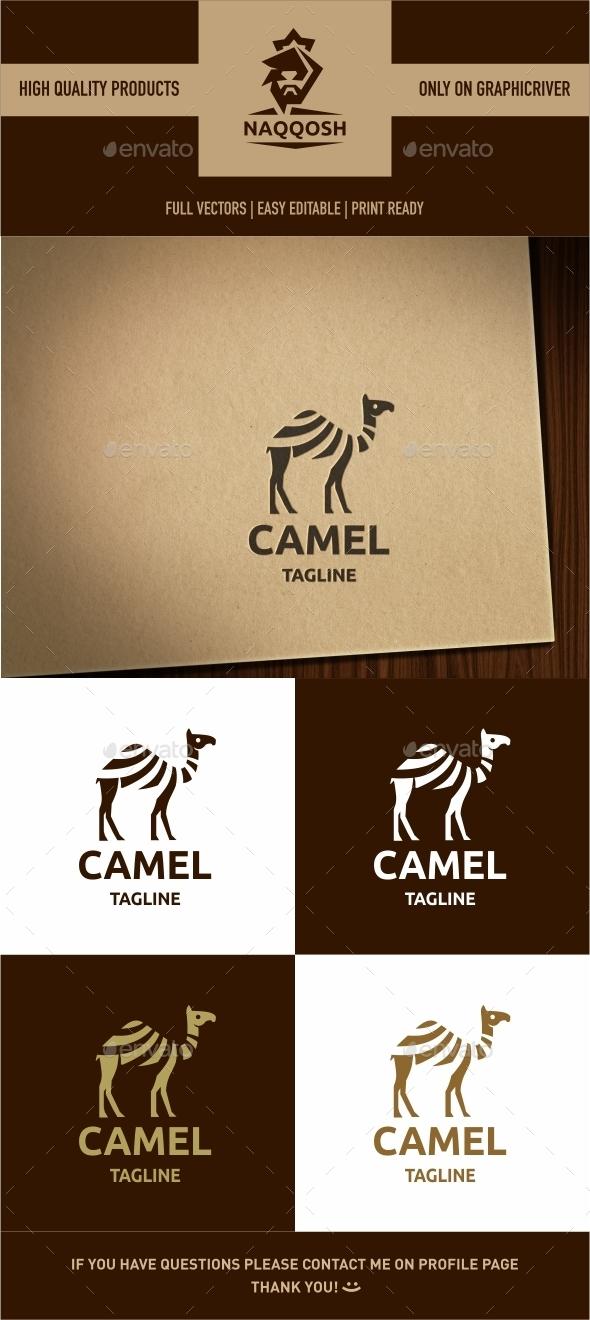 GraphicRiver Camel 9840188
