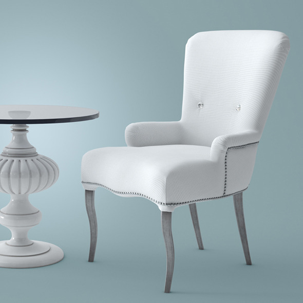 3DOcean Ferretti&Ferretti Morfeo SE100 Chair 9840597