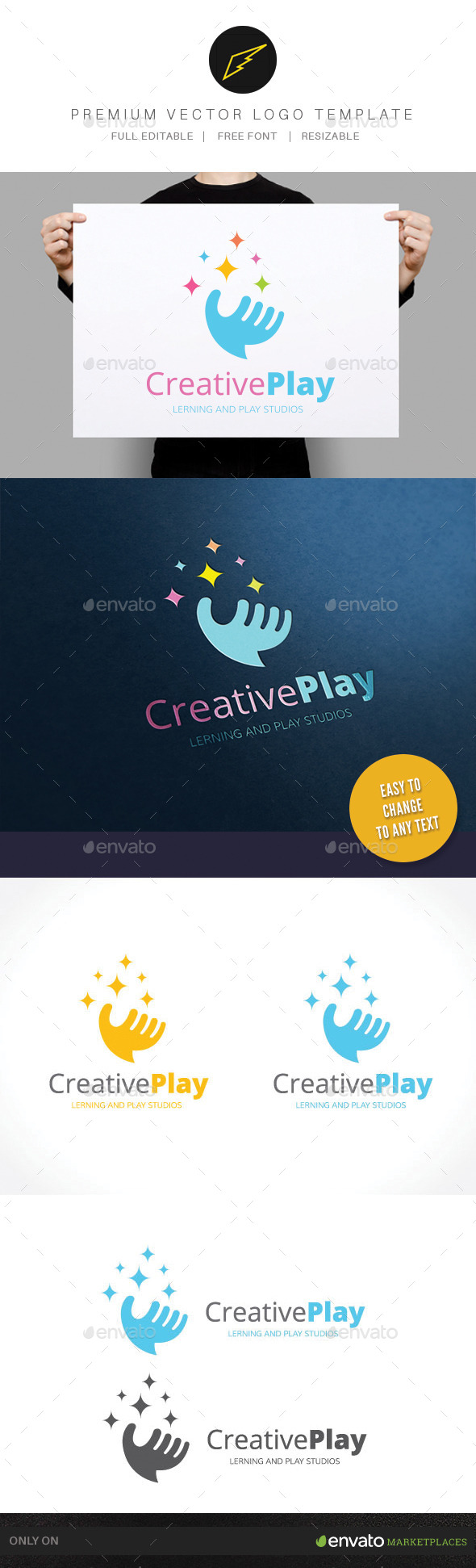GraphicRiver Creative Play 9840684