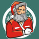 Santa - GraphicRiver Item for Sale