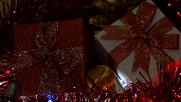 Christmas And Gift Box 09