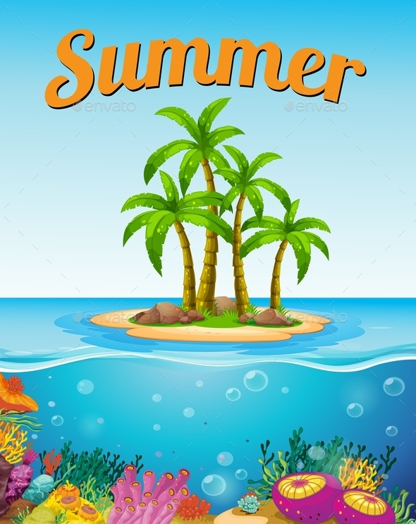 GraphicRiver Summer Template 9841029