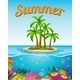 Summer Template - GraphicRiver Item for Sale