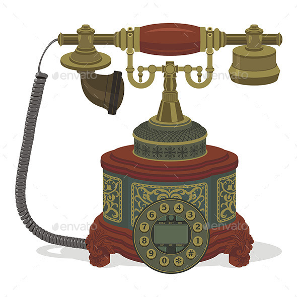 GraphicRiver Telephone 9842202
