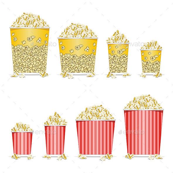 GraphicRiver Popcorn 9842841