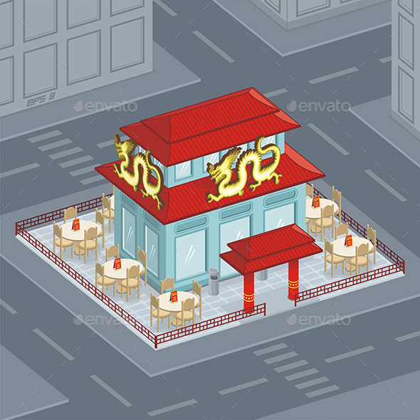 GraphicRiver Chinese Restaurant 9842942