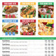 Table Tent Menu Design | 3 - GraphicRiver Item for Sale