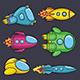 Spacecraft - GraphicRiver Item for Sale
