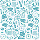 Office Supplies Background - GraphicRiver Item for Sale