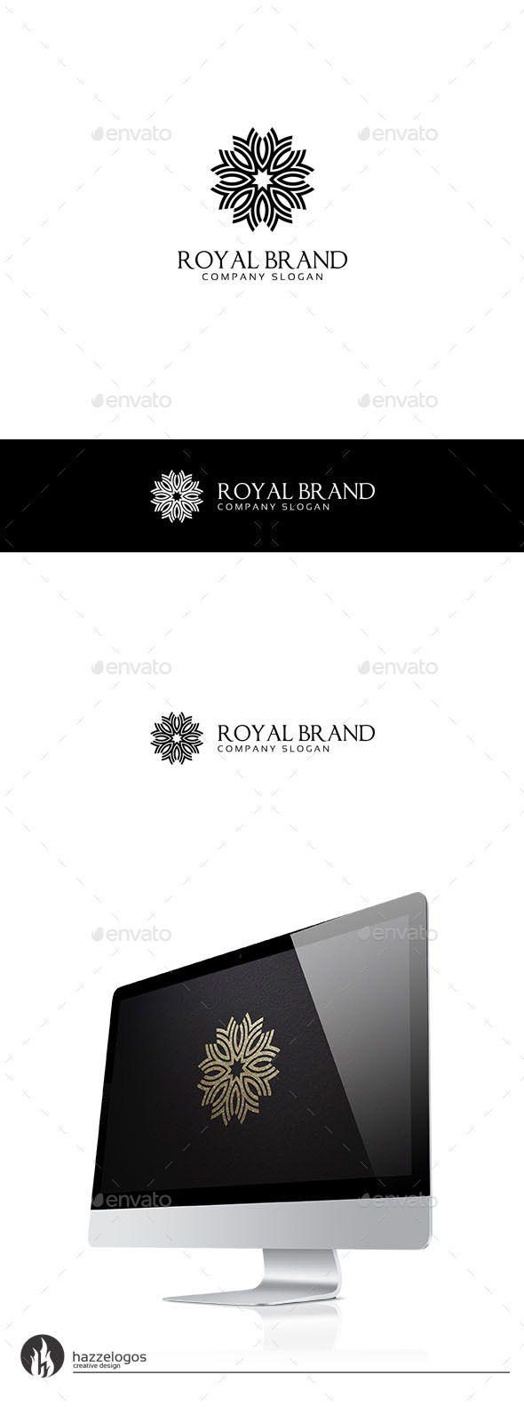 GraphicRiver Royal Brand Logo 9843801