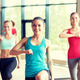group of women working out in gym - PhotoDune Item for Sale