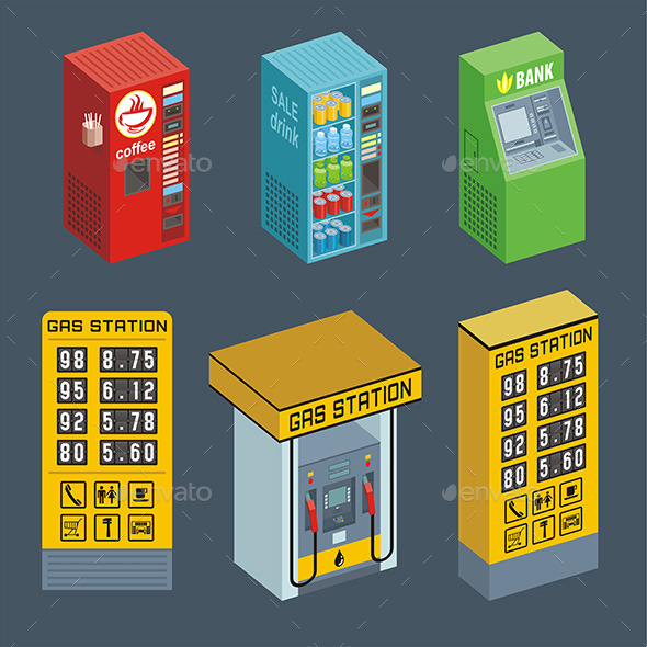 GraphicRiver Vending Machine 9843837