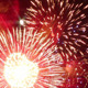 Fireworks Against a Night Sky - VideoHive Item for Sale