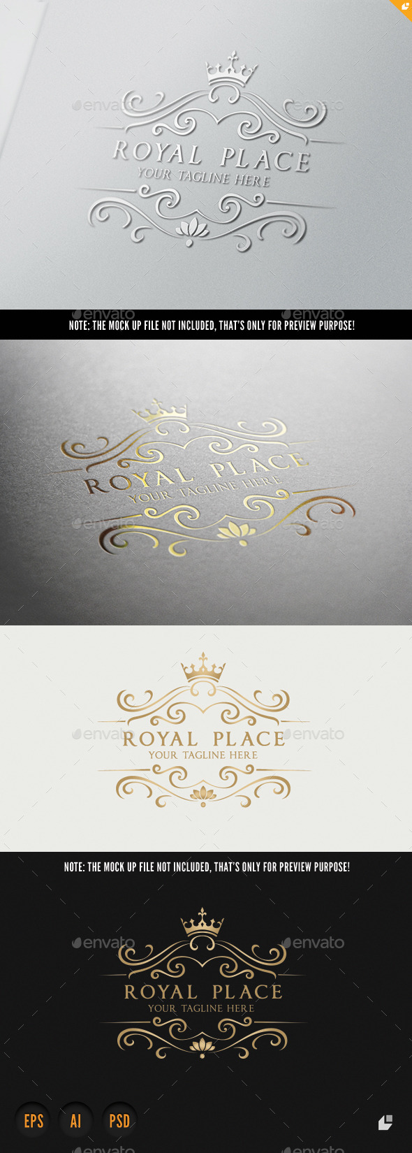 GraphicRiver Royal Place 9844590