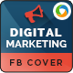 Digital Media Marketing Facebook Covers - GraphicRiver Item for Sale
