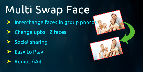 CodeCanyon Multi Swap Face 9844834