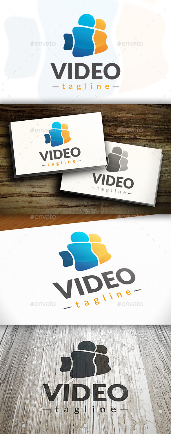 GraphicRiver Video Social Logo 9844975