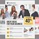 Creative Corporate Flyer Vol.5 - GraphicRiver Item for Sale