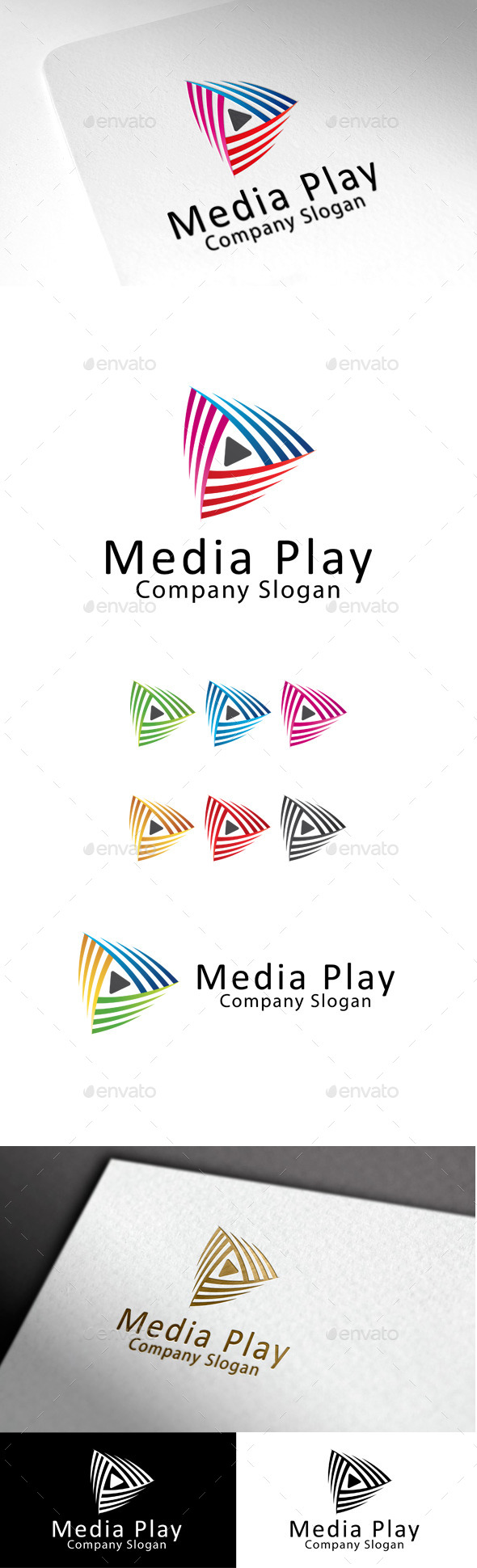 GraphicRiver Media Play 9845139