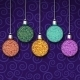 Background with Colorful Balls  - GraphicRiver Item for Sale