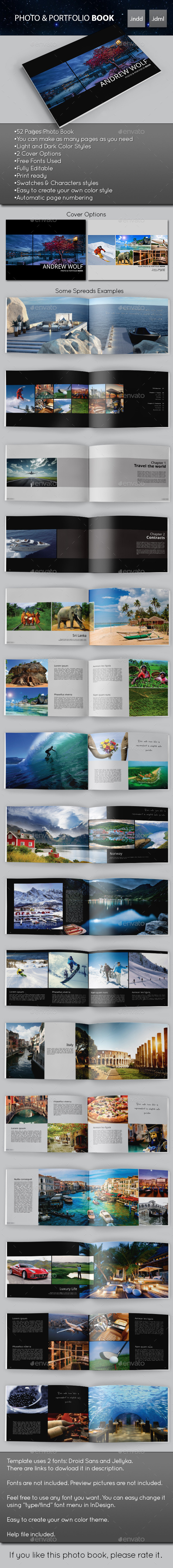 GraphicRiver Photo & Portfolio Book 9845182