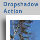 Drop Shadow Action - GraphicRiver Item for Sale