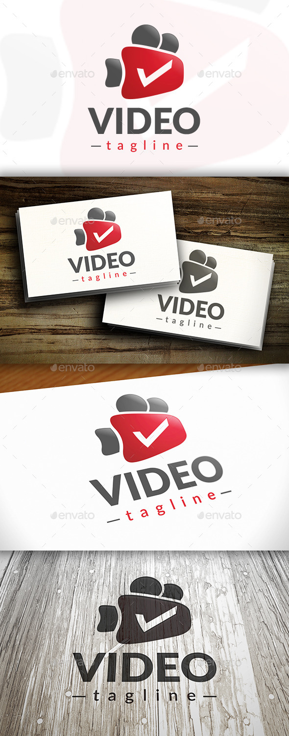 GraphicRiver Video Subscribe Logo 9845283