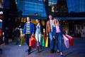 Group Of Friends Enjoying Shopping - PhotoDune Item for Sale