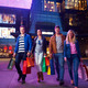 Group Of Friends Enjoying Shopping - PhotoDune Item for Sale