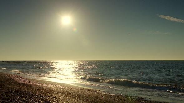 Beach View Spain
