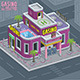 Casino Building - GraphicRiver Item for Sale