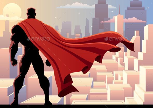 GraphicRiver Superhero Watch 2 9846475