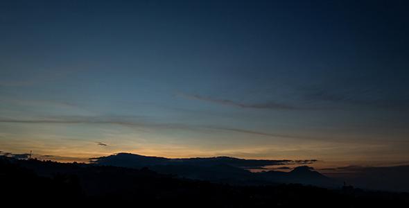 Dawn at Bandung