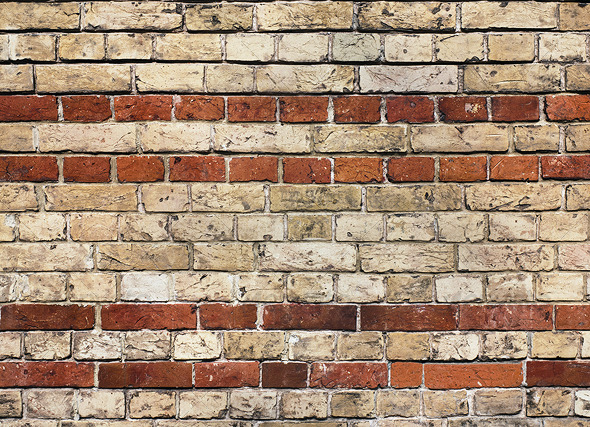 GraphicRiver Brick wall 124987