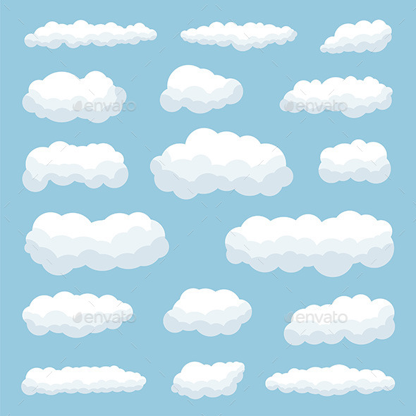 GraphicRiver Clouds 9847059