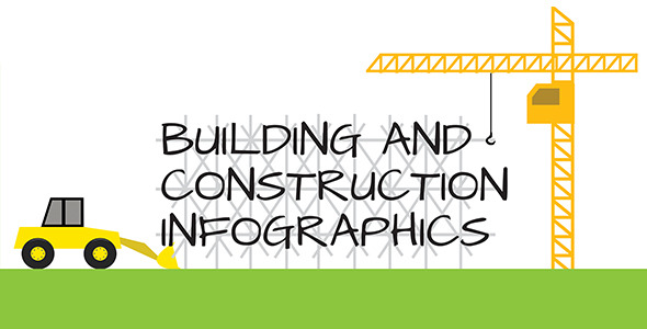 Building And Construction Infographics Pack