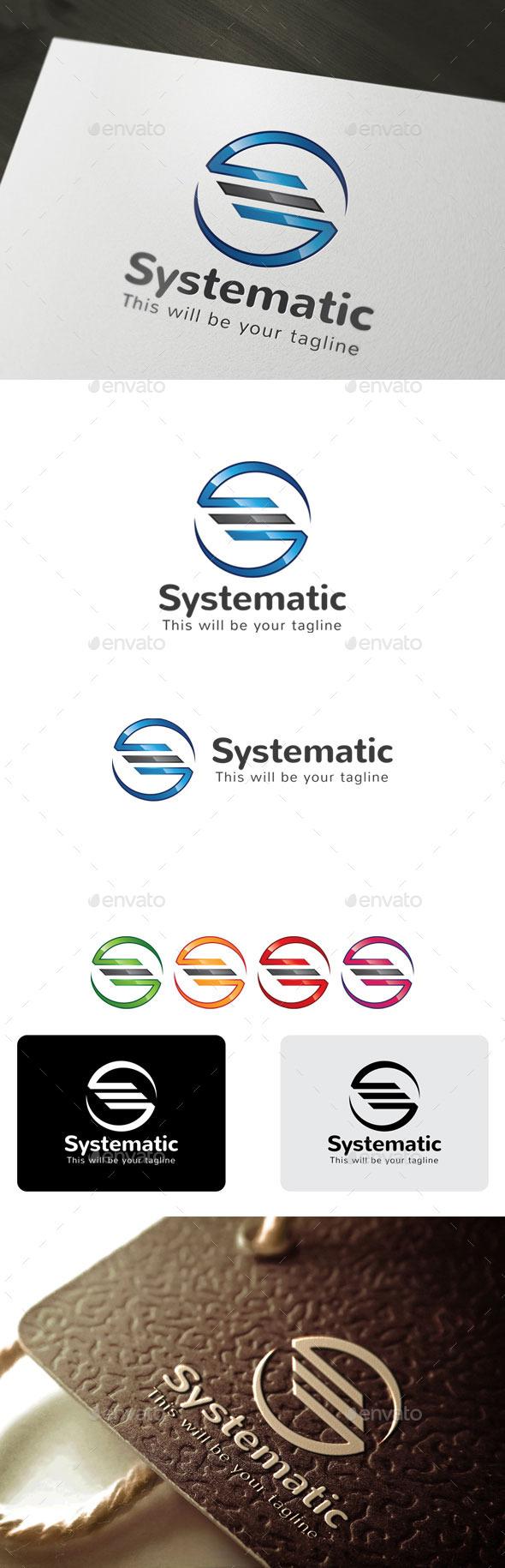 GraphicRiver S Letter Logo 9847120