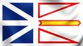 Flag of Newfoundland and Labrador, Canada. - PhotoDune Item for Sale