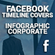 Facebook Timeline Cover - Infographic Corporate - GraphicRiver Item for Sale