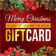 Christmas Holidays Gift Voucher V02 - GraphicRiver Item for Sale