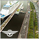 Cruise Ship and Boat Aerial 3 - VideoHive Item for Sale