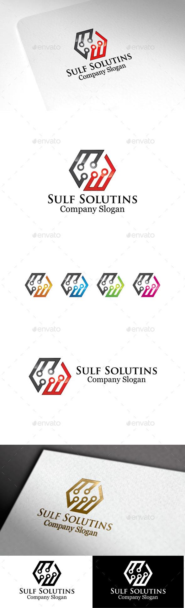 GraphicRiver Sulf Solutins 9847558