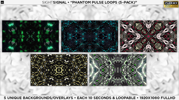 Phantom Pulse Loops 5-Pack