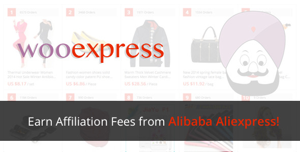 CodeCanyon WooExpress Woocommerce Aliexpress Affiliates 9847761