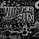 Winter Fun Sketch Background - GraphicRiver Item for Sale