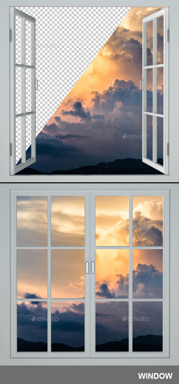 GraphicRiver Window 9847895