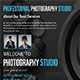 Photography Studio Flyer Templates  - GraphicRiver Item for Sale